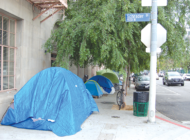 L.A. City Council considers banning street sleeping