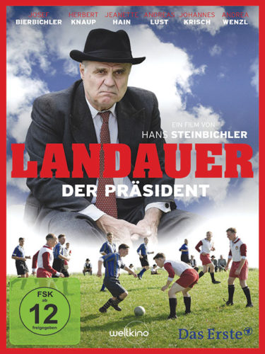 The Los Angeles Museum of the Holocaust will host a screening of a film about Kurt Landauer, who led efforts to rebuild the soccer team FC Bayern Munich following World War II. (photo courtesy of LAMOTH)