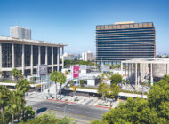 Music Center debuts $41 million plaza renovation