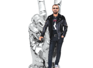 Ringo Starr brings 'Peace and Love' to Beverly Hills park
