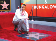 'Empire' actor gets Walk of Fame star