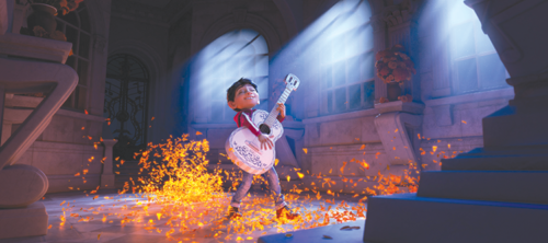 """Coco"" will play at the El Capitan Theatre from Oct. 10-13. (photo ©Disney•Pixar)"