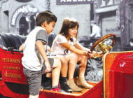 Petersen Automotive Museum hosts child passenger safety workshop