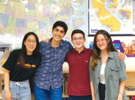 BHUSD announces four National Merit Semifinalists