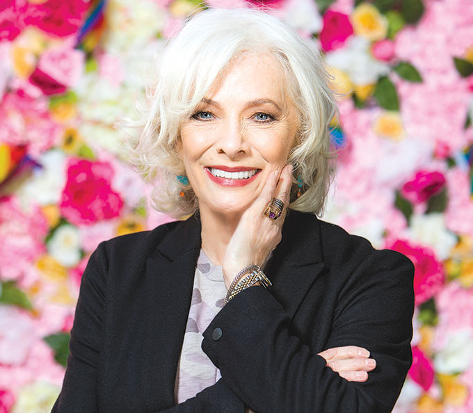 ctress and vocalist Betty Buckley will perform on Nov. 2 at the Saban Theatre in Beverly Hills in a concert also featuring saxophonist Tom Scott. (photo by John Boal)