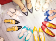 October shoe shopping can benefits cancer research