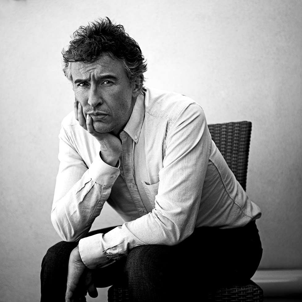 Multi BAFTA-winning actor and comedian Steve Coogan will receive the Charlie Chaplin Britannia Award for Excellence in Comedy. (photo by Thomas Laisne)