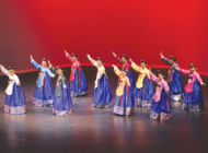 Learn traditional Korean dance at workshop
