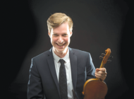 Seasoned violinist joins chamber orchestra