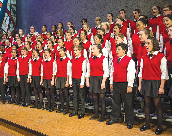Join the Los Angeles Children's Chorus for innovative performances during its 34th season. (photo by Jamie Pham)