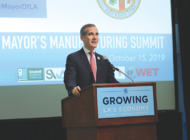 Mayor launches initiative to increase manufacturing jobs