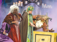 Nine O'Clock Players presents children's live theater