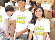 Volunteers make Big Sunday's book donation a big success