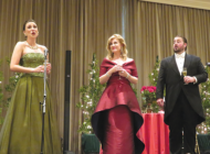 Loren L. Zachary Society honors young opera singers