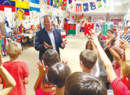 Multicultural Week brings 50 countries  to Horace Mann in Beverly Hills