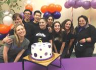 Fusion celebrates five years