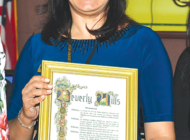 Embrace Civility Award presented to Beverly Hills city staff member