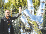 Starr's statue finds new home at Beverly Gardens Park