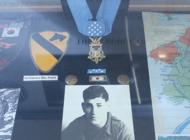 Jewish American war heroes exhibit