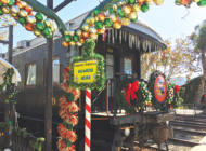 Hop aboard the 'Polar Express' at Fillmore & Western