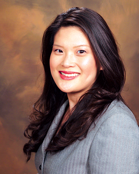 Gabriella Yap (photo courtesy of the city of Beverly Hills)