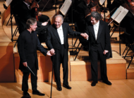 L.A. Philharmonic celebrates centennial season with trio of directors