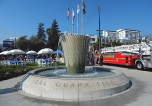 Sal Guarriello Veterans Memorial