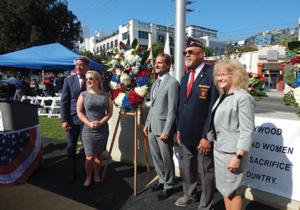 Veterans Day speakers