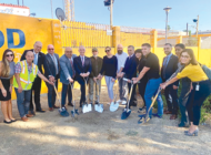 O'Farrell breaks ground on Little Armenia Gateway