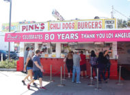Hot dog stand is tickled pink about 80th anniversary