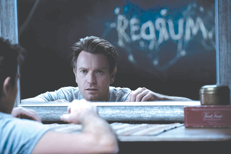 "Ewan McGregor stars as Dan Torrance in ""Doctor Sleep,"" an adaptation of Stephen King's long-awaited sequel to ""The Shining."" (photo courtesy of Warner Bros. Pictures)"