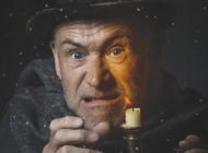 Ebenezer Scrooge bring his 'bah humbug' to The Wallis