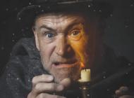 Ebenezer Scrooge bring his 'bah humbug' to The Wallis
