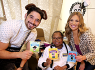 Trick-or-treating brings sweetness to CHLA