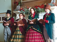Two-day holiday program provides family fun activities at Greystone Mansion