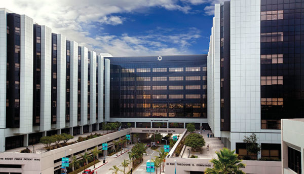 A gift from Mr. and Mrs. Min H. Kao and the Kao Family Foundation will establish the Kao Autoimmunity Institute at Cedars-Sinai. (photo courtesy of Cedars-Sinai)