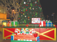 Join the Original Farmers Market and Salvation Army for holiday fun