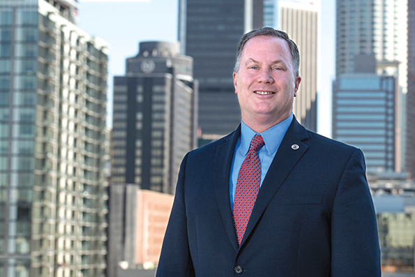 Los Angeles County Assessor Jeff Prang plans to bring decades of experience in public service to the fight against the homeless crisis. (photo courtesy of the Los Angeles County Assessor's Office)