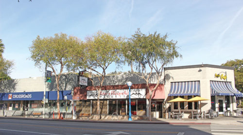 West Hollywood building purchase