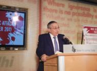 Rabbi denounces anti-Semitic attacks