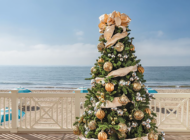 Enjoy a beachside Christmas at Rosewood Miramar