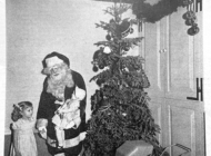 VINTAGE: Make sure to plan your visit with Santa