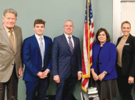 BHUSD installs 2019-20 Board of Education officers