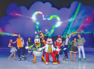 New Disney on Ice show at Staples Center