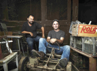 American Pickers on the hunt for California collections