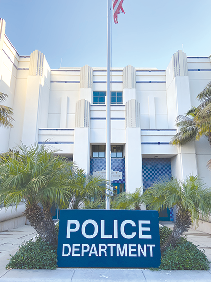The city of Beverly Hills prevailed after a judge dismissed a lawsuit brought by a traffic control officer alleging discrimination in the police department. (photo by Edwin Folven)