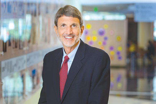Children's Hospital Los Angeles President and CEO Paul S. Viviano. (photo courtesy of CHLA)