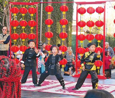 Farmers Market Lunar New Year
