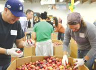 Grant helps L.A. Regional Food Bank fight hunger