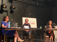 CD4 candidates debate issues, sans incumbent